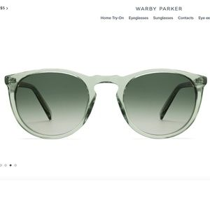 Haskell Sunglasses in Aloe Crystal
